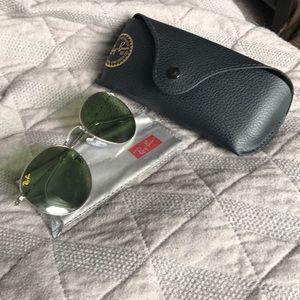 Ray-Ban Sunglasses Round Metal